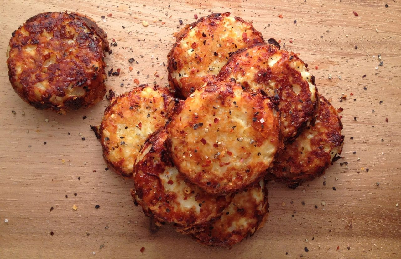 Crispy Cauliflower Keto  Keto Snacks Recipe Crispy Cauliflower Cheese Bites