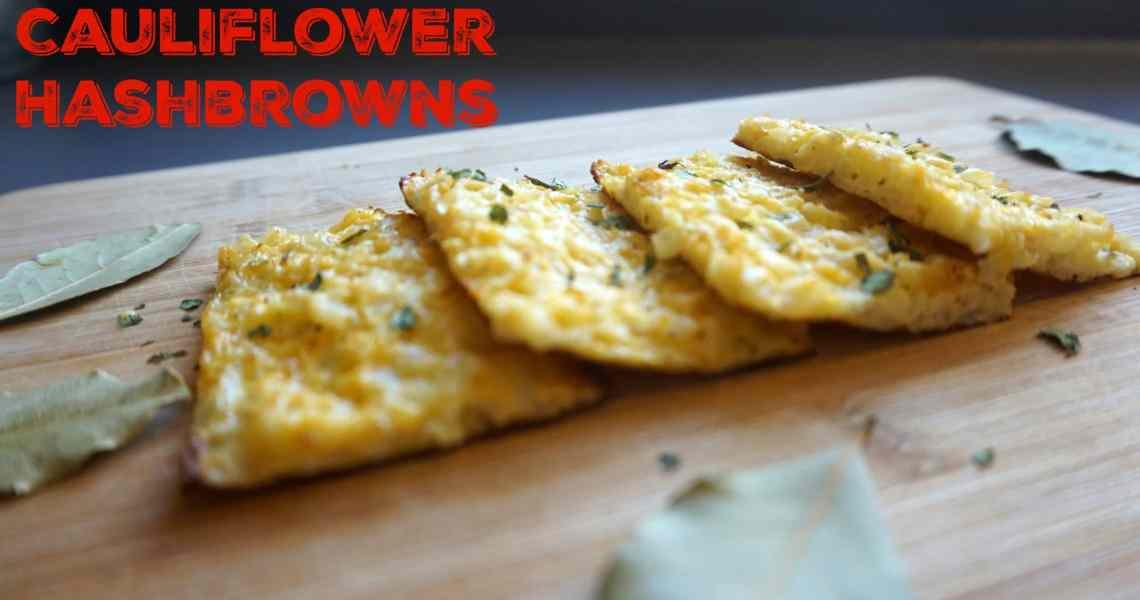 Crispy Cauliflower Keto  Crispy Keto Cauliflower Hashbrown Recipe