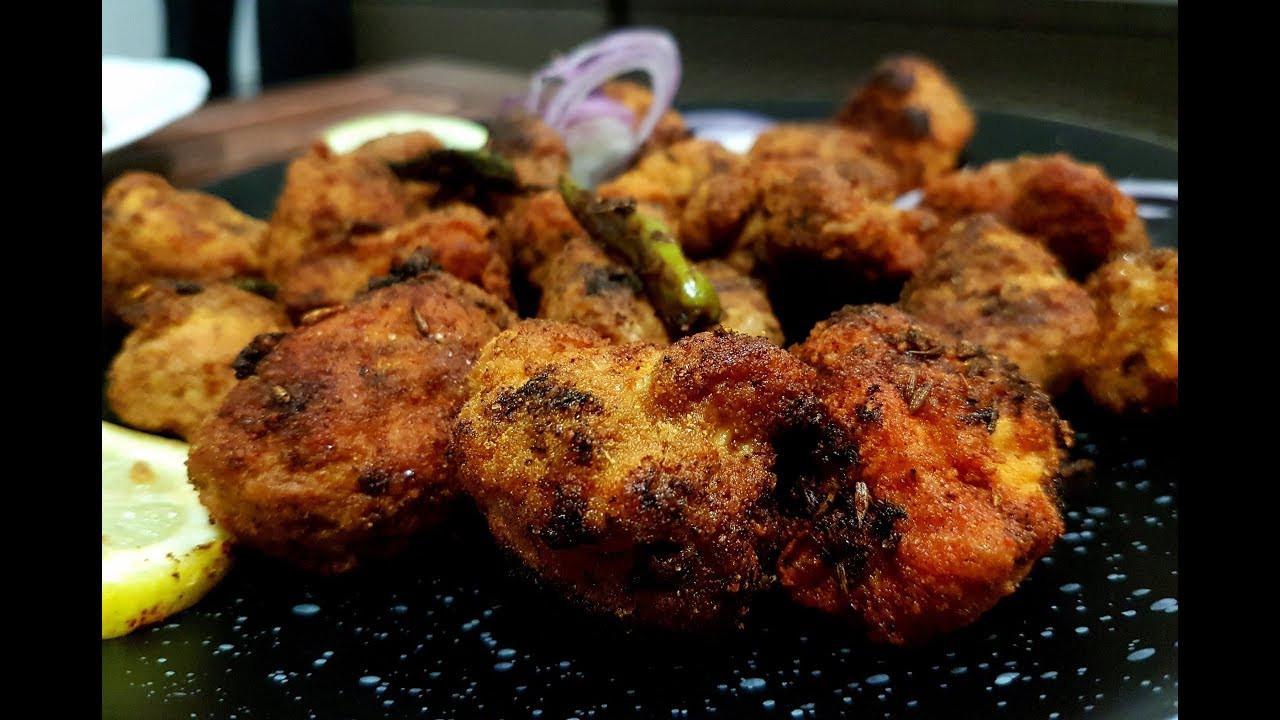 Crispy Cauliflower Keto  Best Keto Rcipes I Crispy and Spicy Cauliflower 65 I Low
