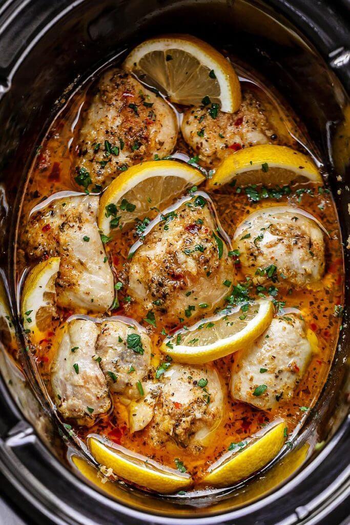 Crock Pot Chicken Keto  40 Keto Crockpot Recipes For Ketogenic Meal Planning