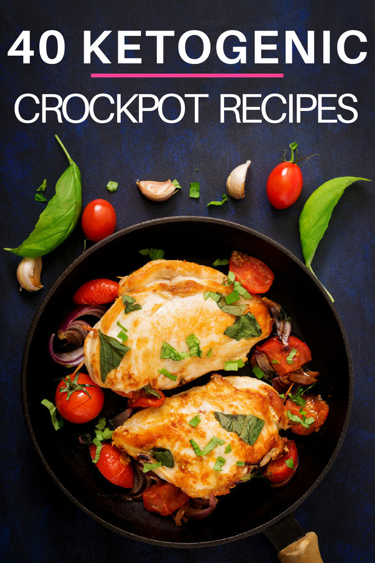Crock Pot Keto Dinner Recipes  40 Keto Crockpot Recipes For Ketogenic Meal Planning
