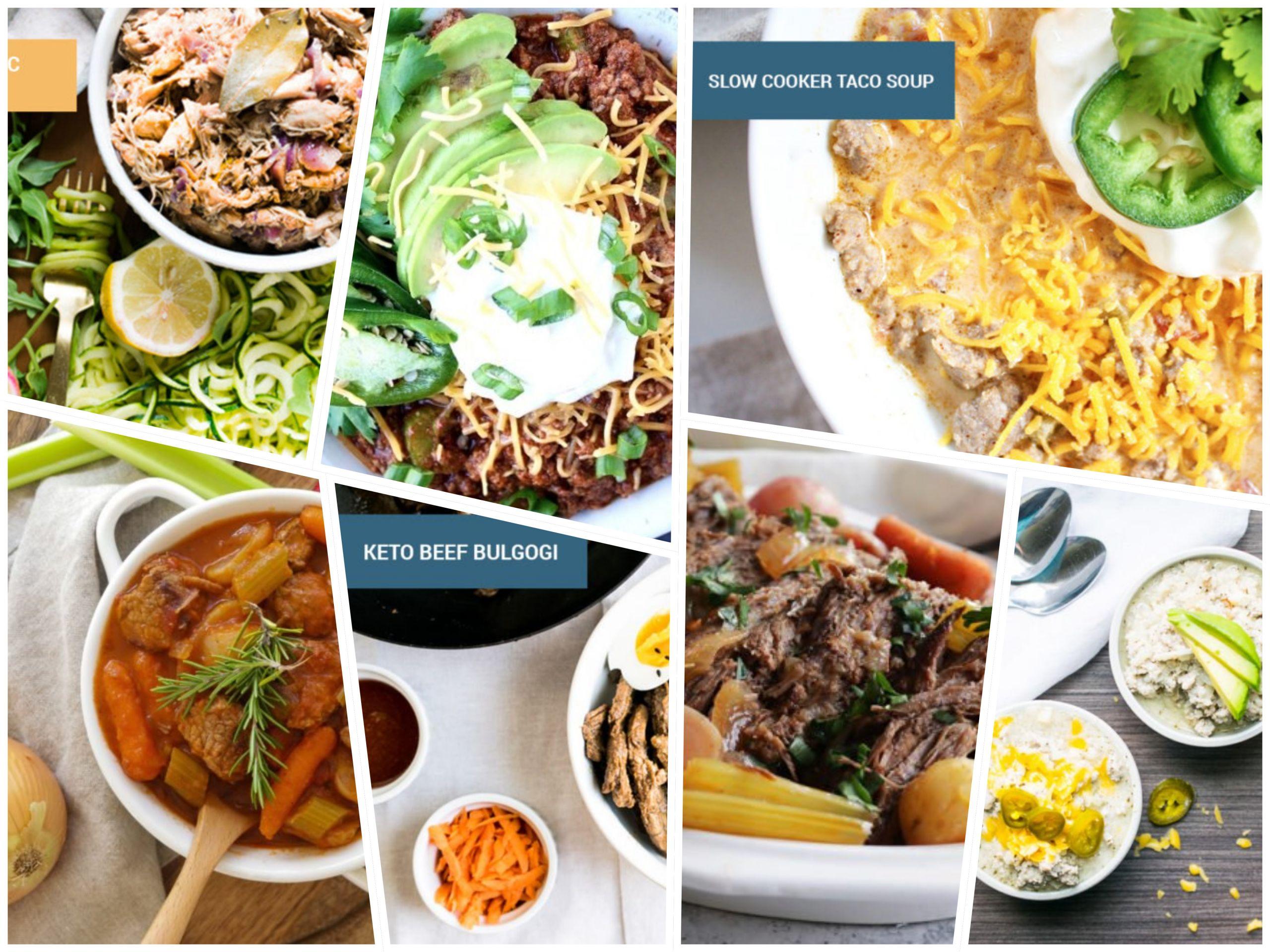 Crock Pot Keto Dinner Recipes  7 Easy Keto Crockpot Dinner Recipes Keto Beginners HQ