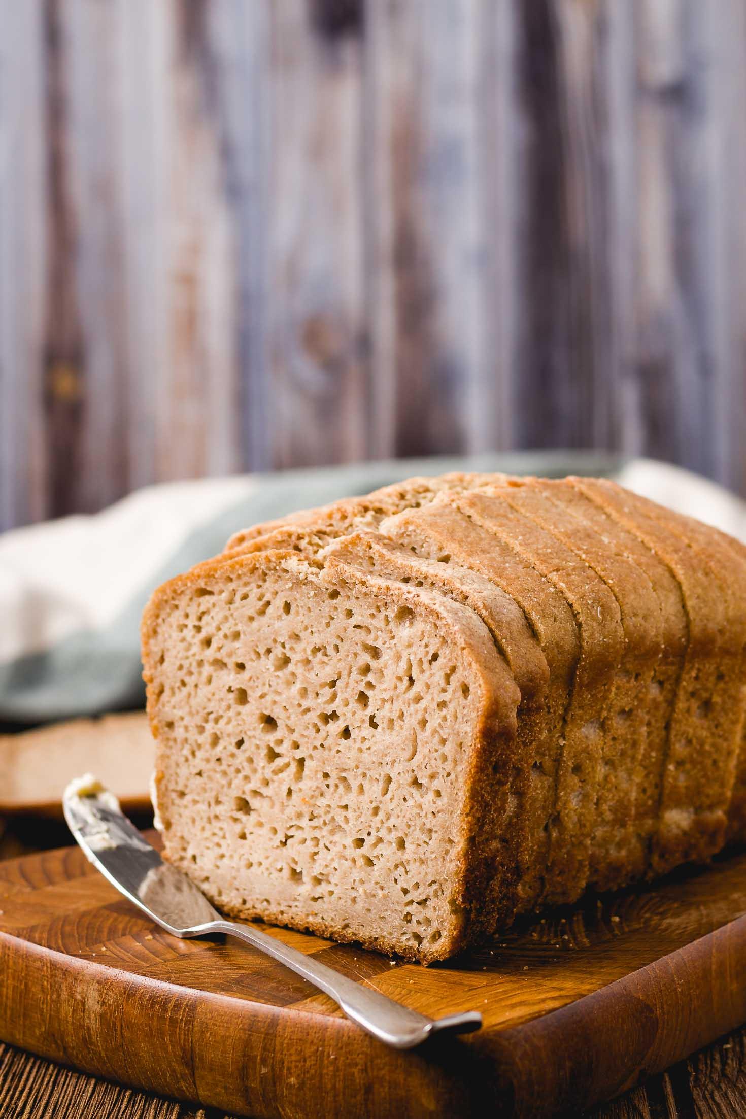 Diy Gluten Free Bread  The Best Homemade Gluten free Bread