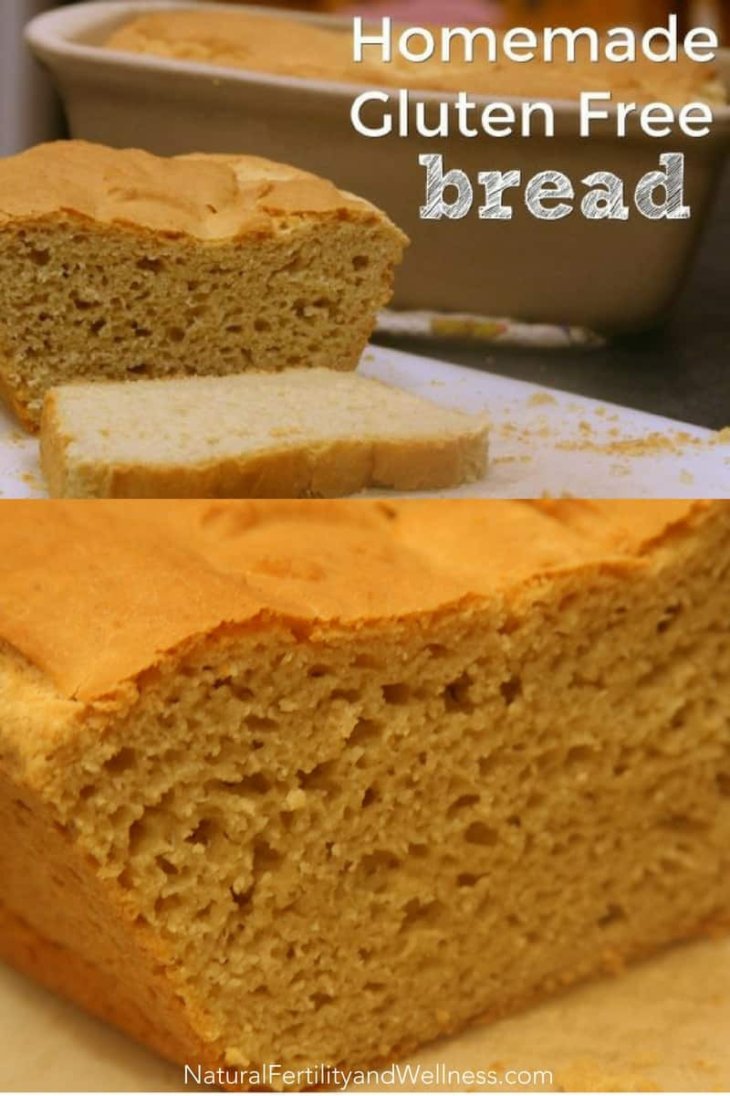 Diy Gluten Free Bread  Homemade gluten free bread also useful for croutons and