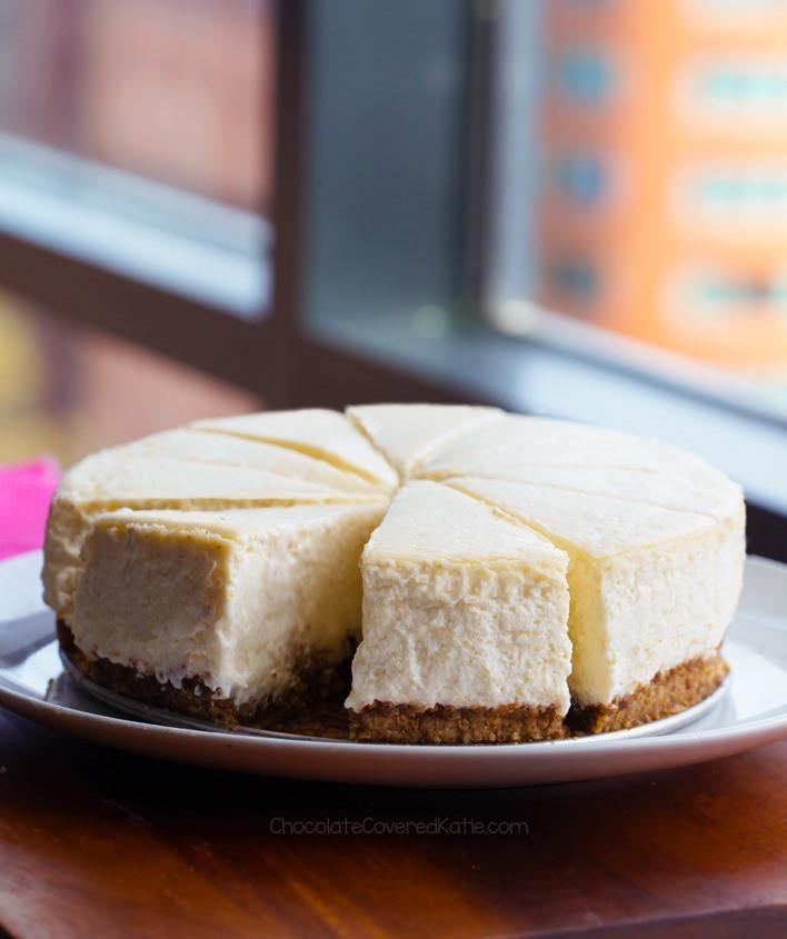 Easy Keto Cheesecake  Keto Cheesecake Just 5 Ingre nts