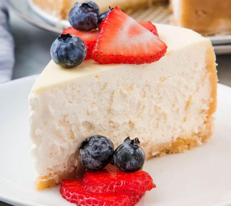 Easy Keto Cheesecake  Easy Keto Sugar Free Cheesecake Recipe How to Make
