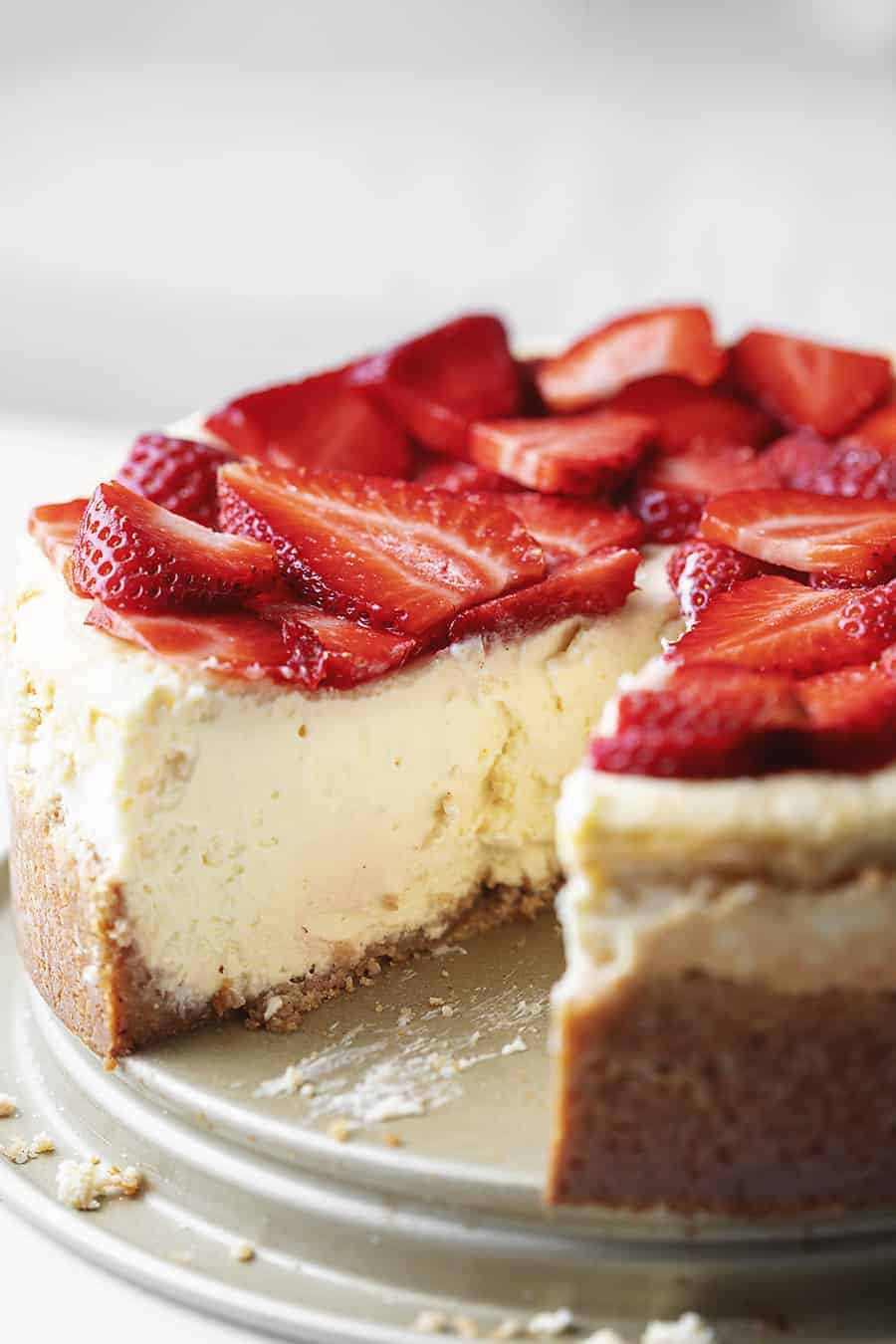 Easy Keto Cheesecake  The Best Keto Cheesecake • Low Carb with Jennifer