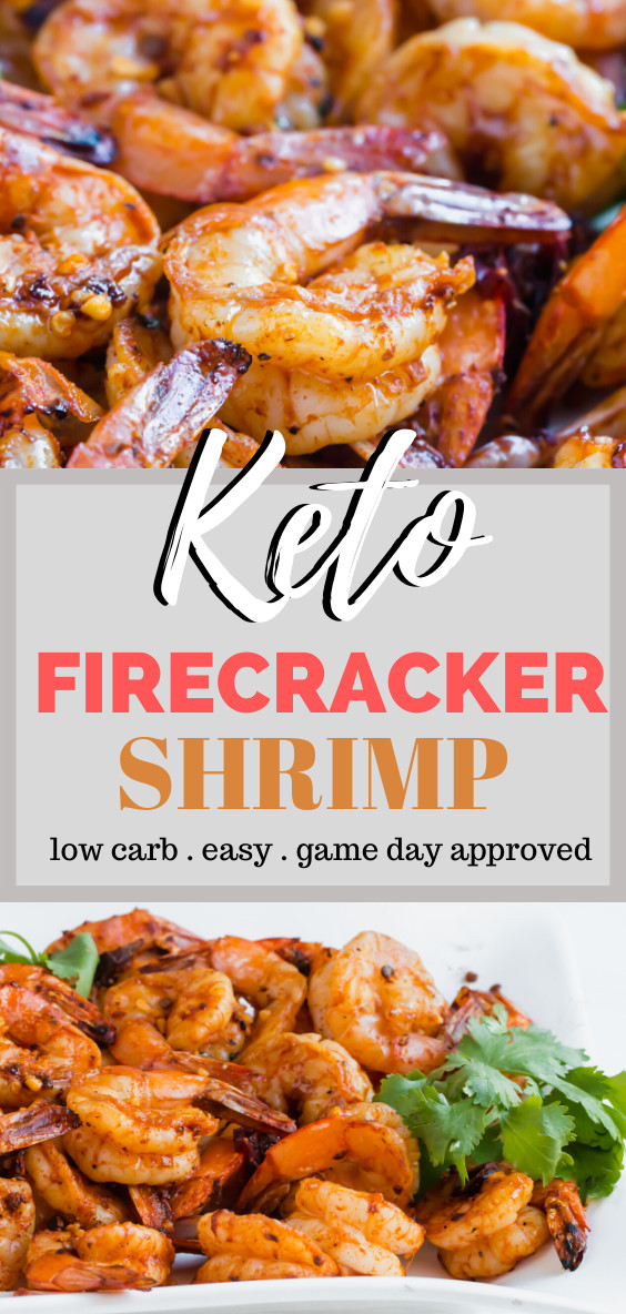 Firecracker Shrimp Keto  Keto Firecracker Shrimp Recipe This is the best game day