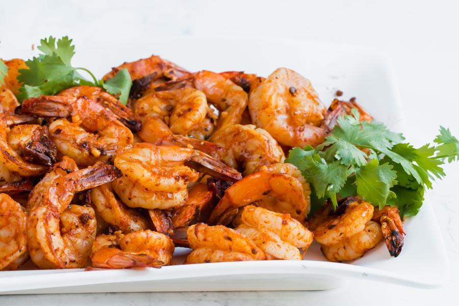 Firecracker Shrimp Keto  Keto Grilled Firecracker Shrimp Recipe KetoFocus