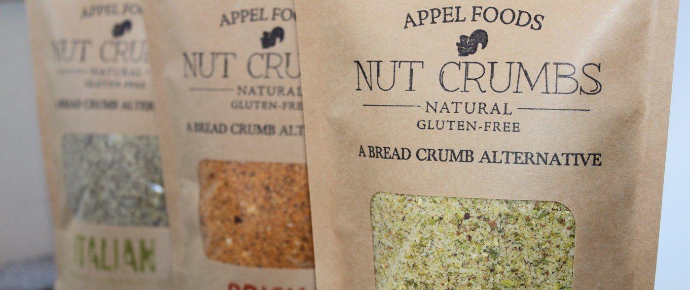 Gluten Free Bread Crumb Alternative  Italian