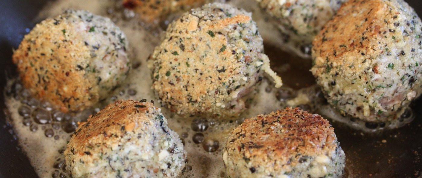 Gluten Free Bread Crumb Alternative  Nut Crumbs a bread crumb alternative