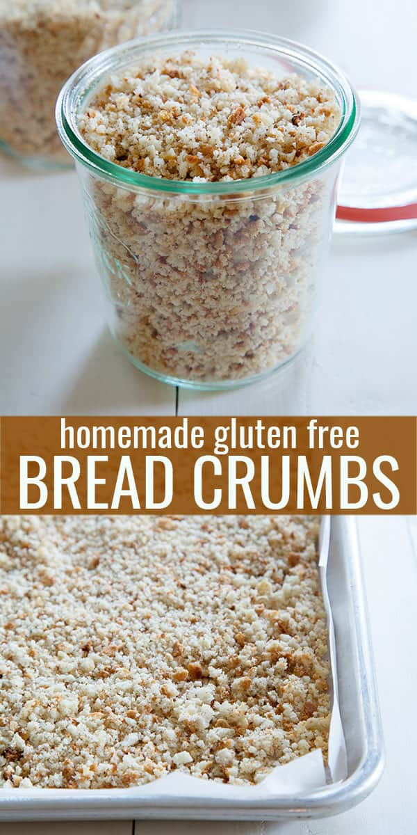 Gluten Free Bread Crumbs Recipe  How To Make Gluten Free Bread Crumbs