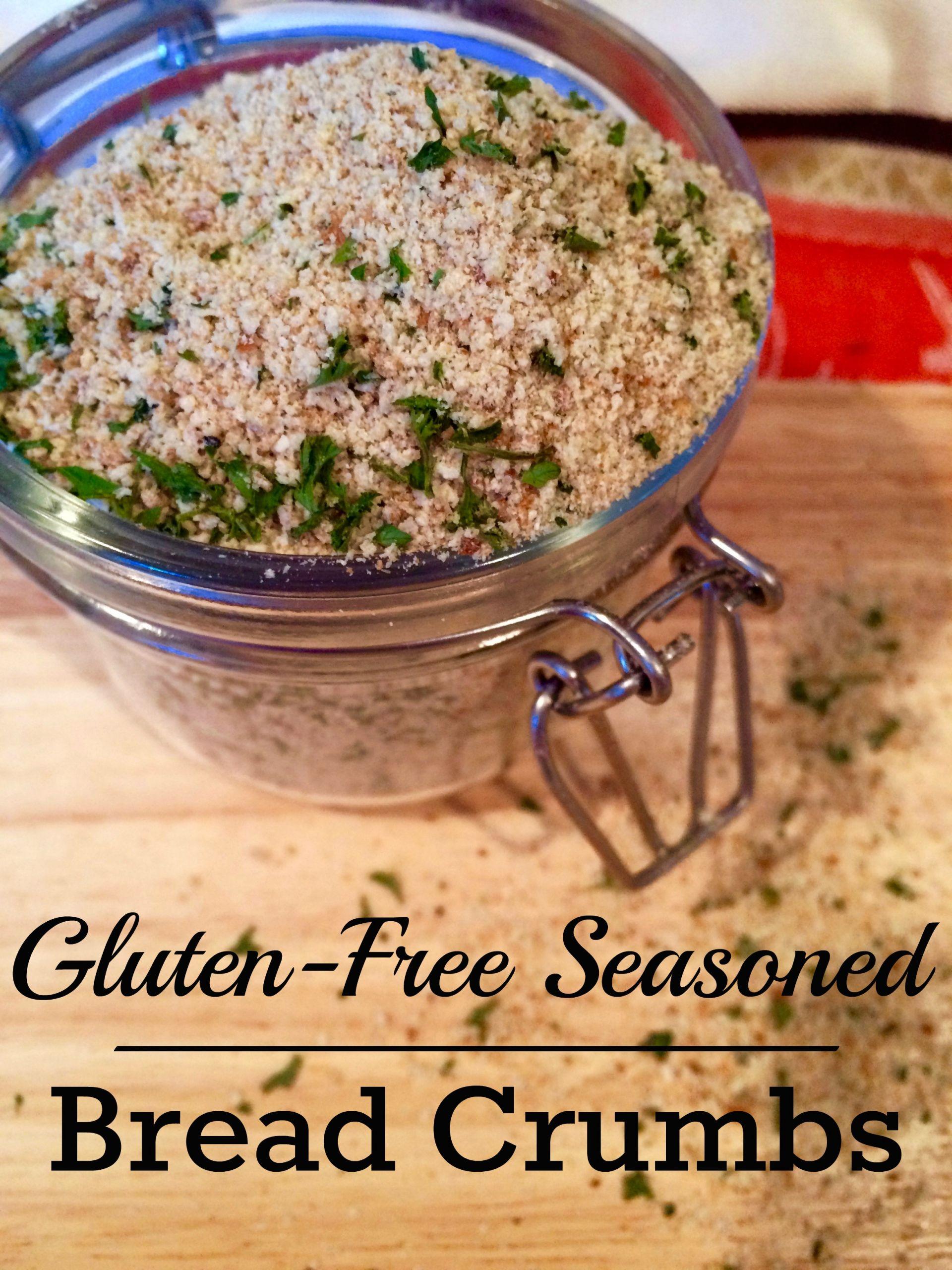 Gluten Free Bread Crumbs Recipe  Gluten Free Seasoned Bread Crumbs Simple Sojourns