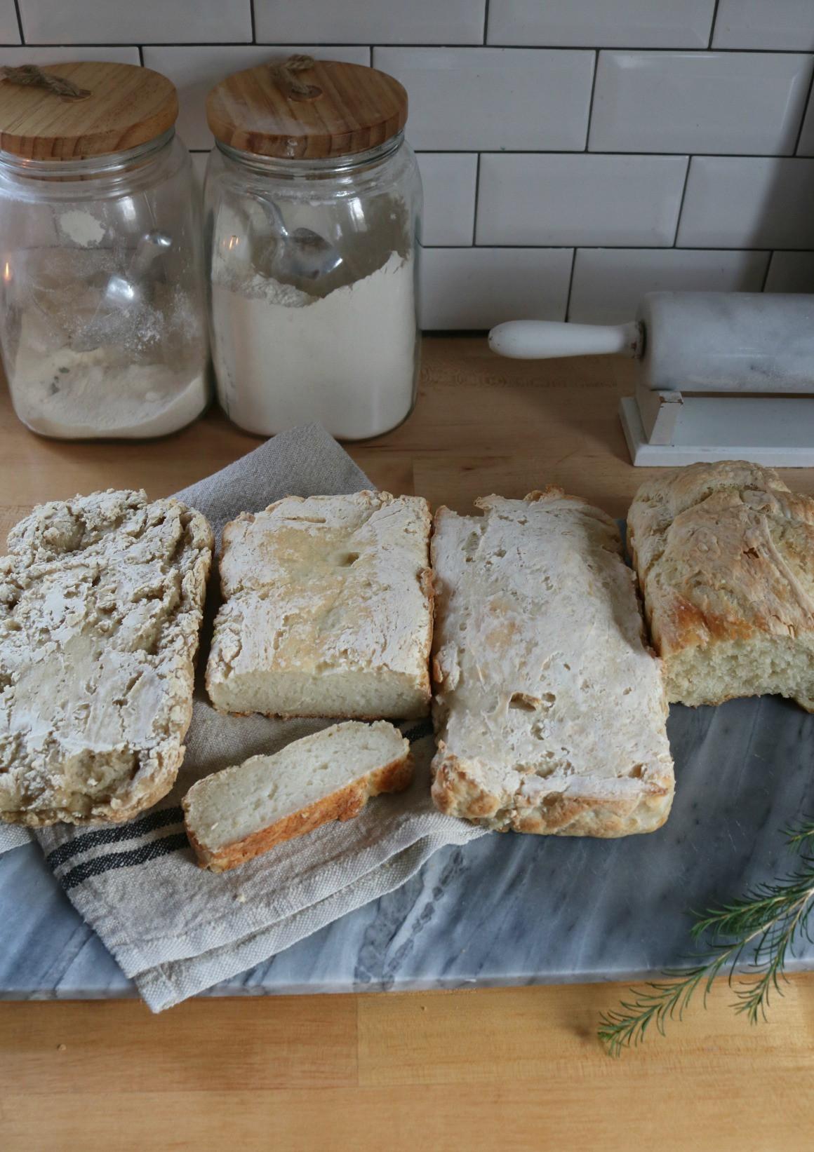 Gluten Free Bread Flour Recipe  EASIEST Gluten Free Bread with the BEST Gluten Free Flour