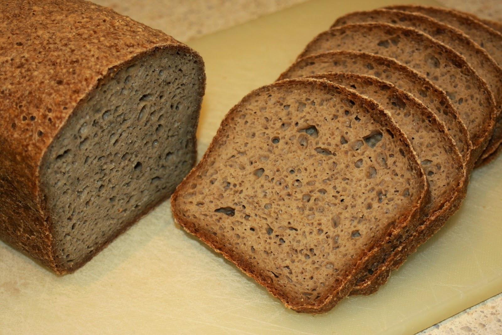 Gluten Free Bread Flour Recipe  The World of Gluten Free Bread My Gluten Free Bread Recipe