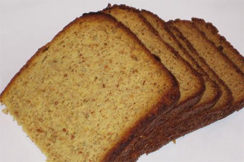 Gluten Free Bread Flour Recipe  Gluten Free Coconut Flour Flax Bread