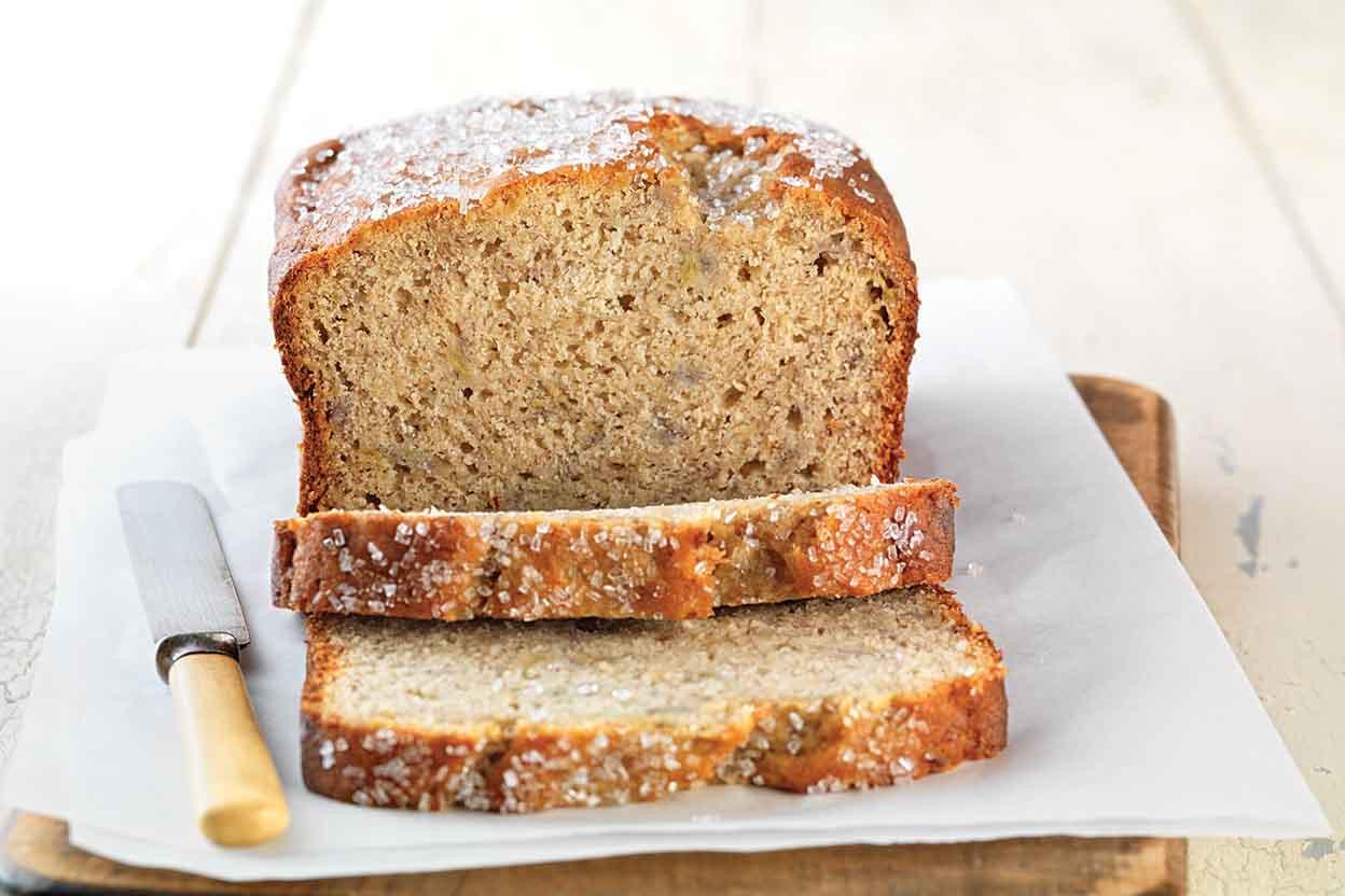 Gluten Free Bread Flour Recipe  Gluten Free Quick & Easy Banana Bread made with baking mix