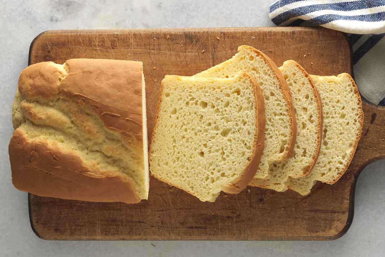 Gluten Free Bread Flour Recipe  Gluten Free Sandwich Bread Recipe