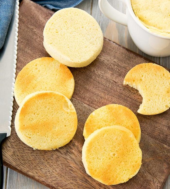 Gluten Free Bread In A Mug  Keto Low Carb Mug Bread Kirbie s Cravings