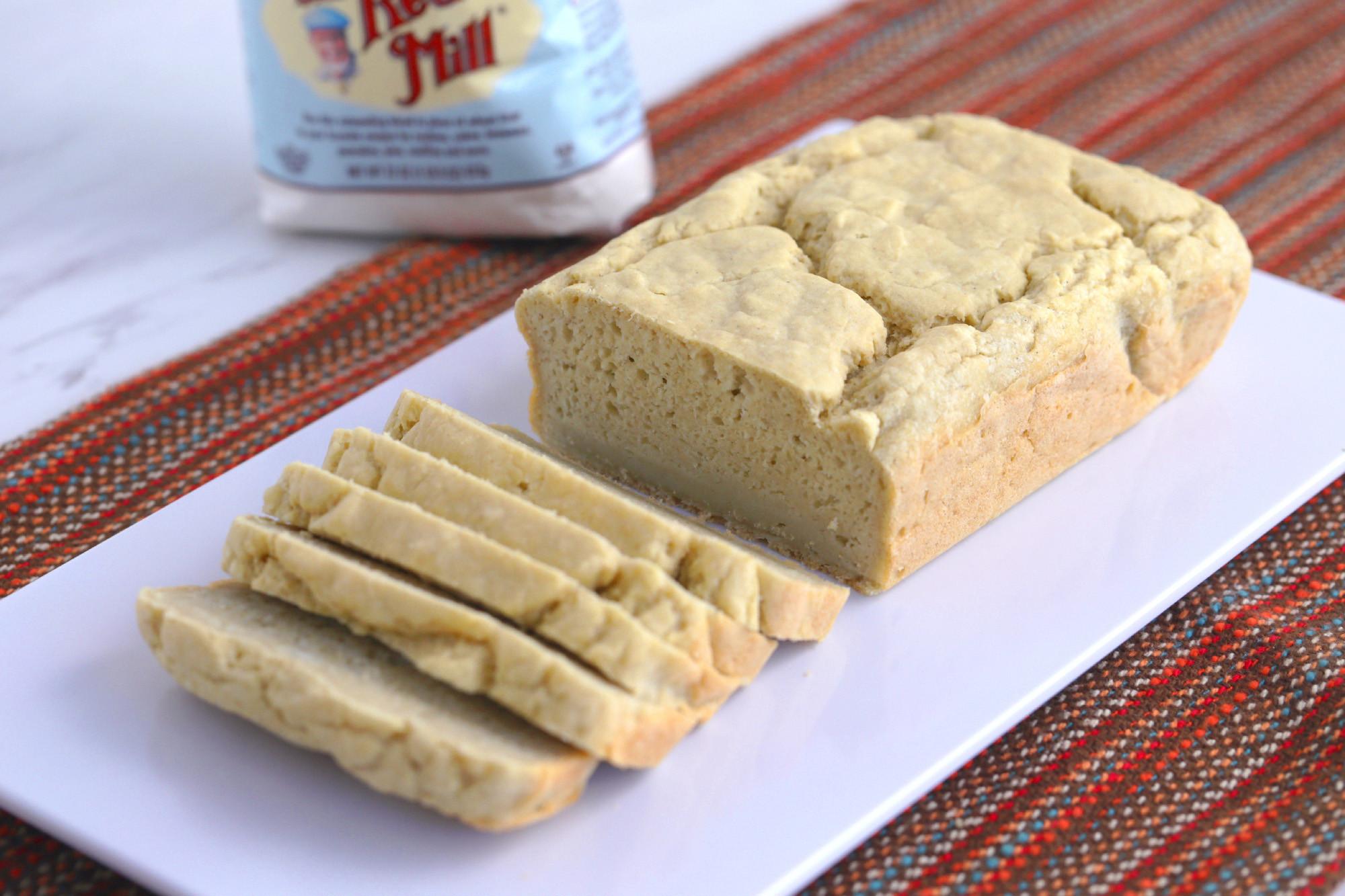 Gluten Free Bread Machine Recipes Glutenfree  Easy Gluten Free Bread Recipe Without Yeast & NO Bread