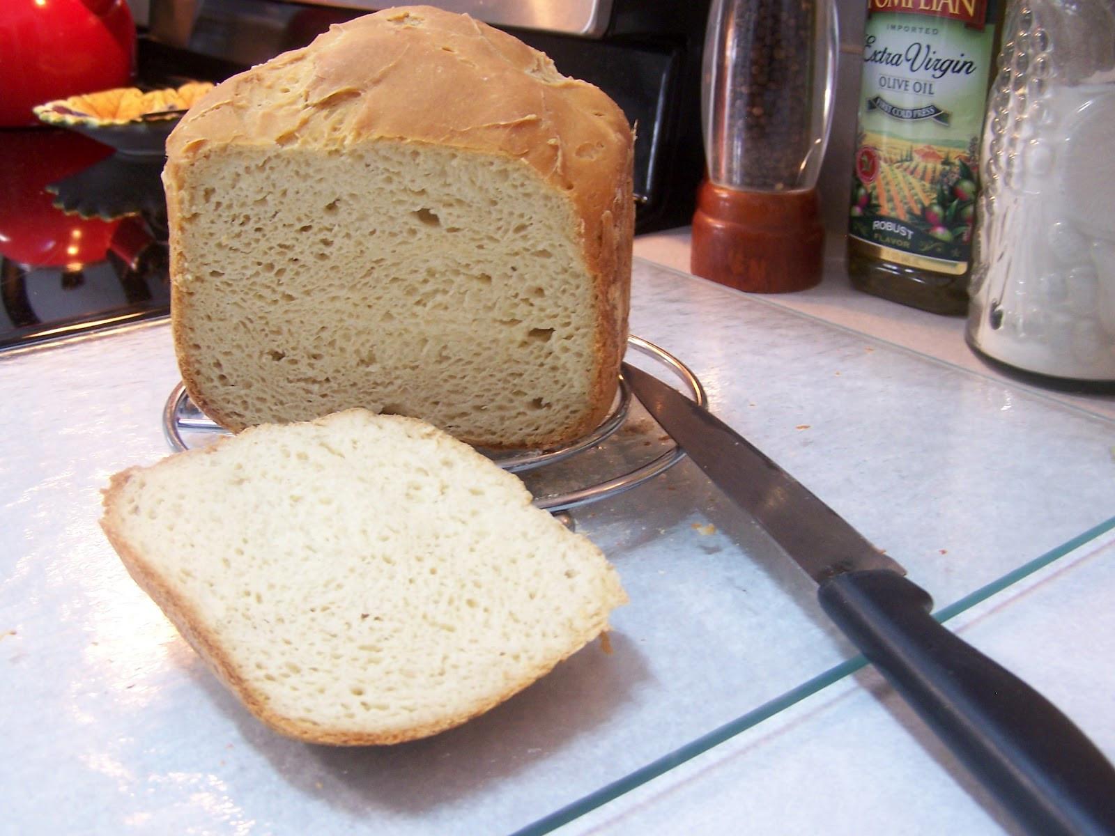Gluten Free Bread Machine Recipes Glutenfree  Spectacular Gluten Free Bread in the Bread Machine