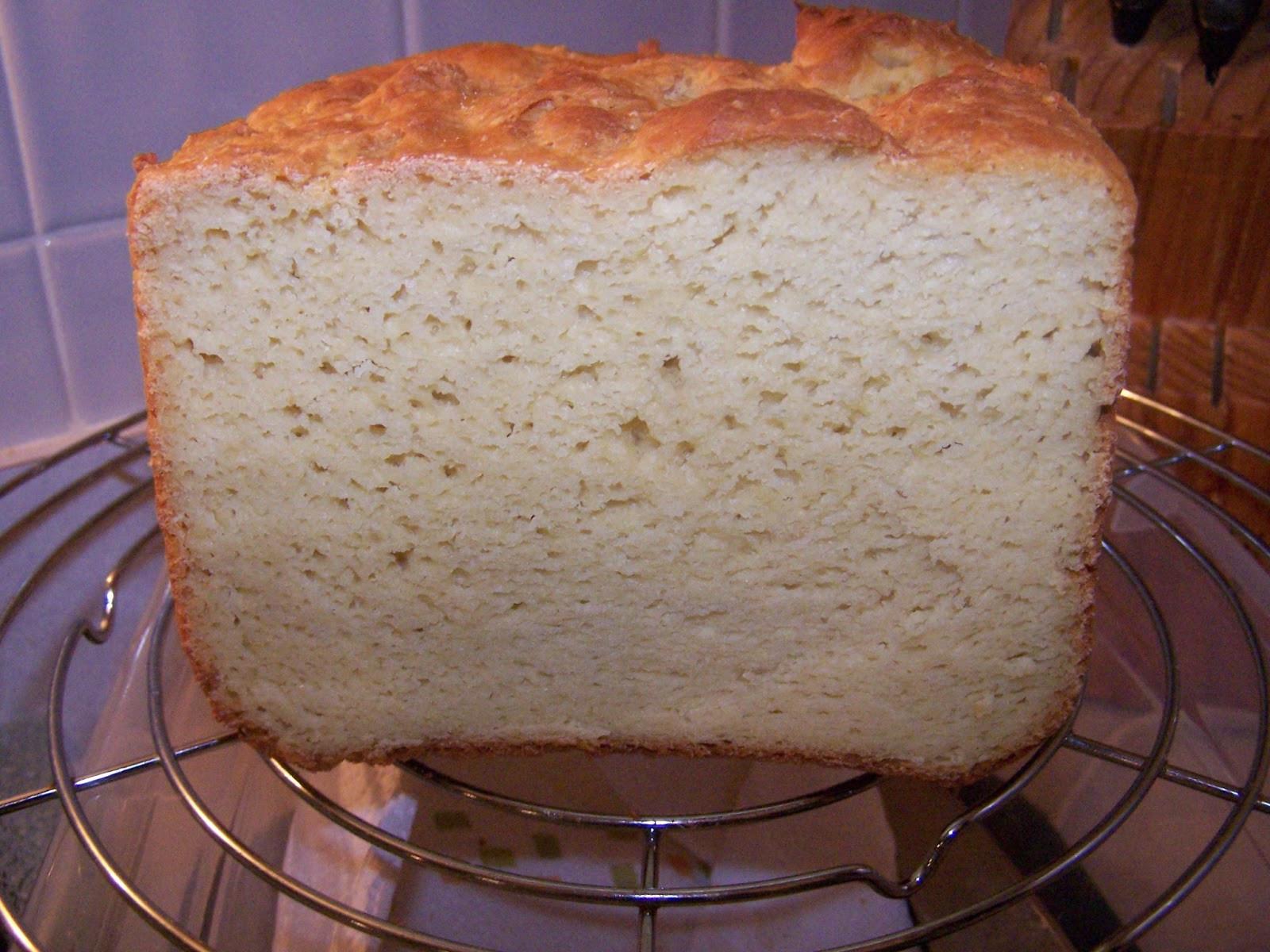Gluten Free Bread Machine Recipes Glutenfree  Easy & Economical Gluten Free Bread in the Bread Machine