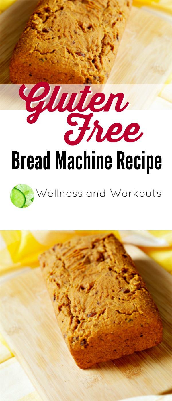 Gluten Free Bread Machine Recipes Glutenfree  Gluten Free Bread Machine Recipe Brown Rice Bread