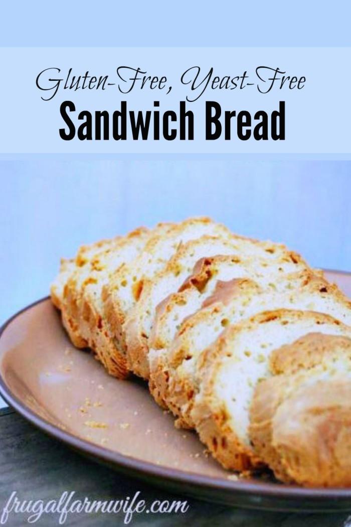 Gluten Free Bread No Yeast  25 Quick Bread Recipes No Yeast Required