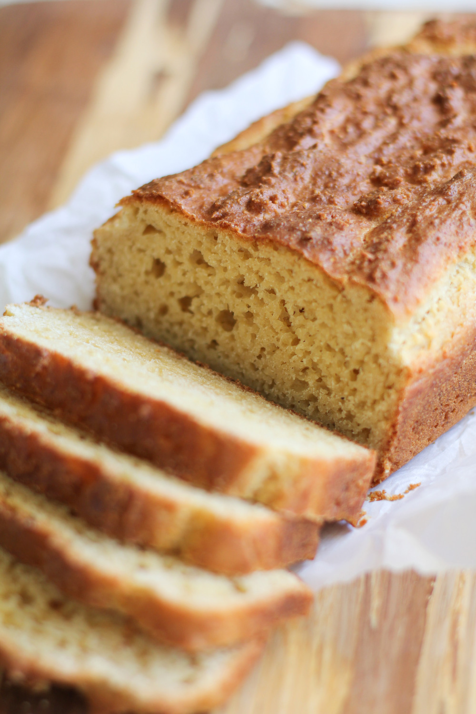 Gluten Free Bread No Yeast  sandwich bread recipe no yeast