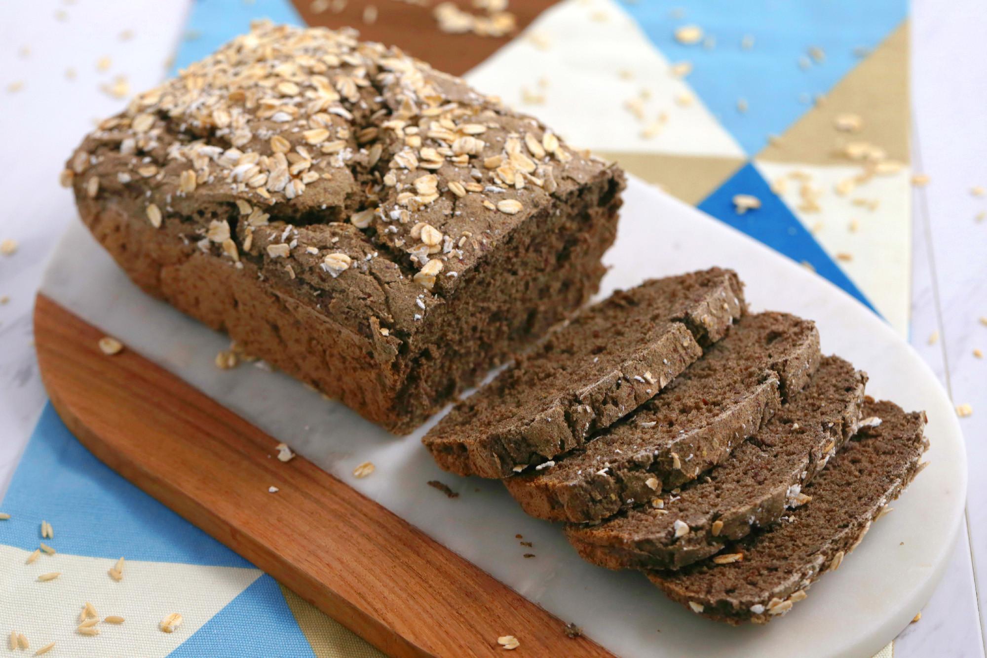 Gluten Free Bread No Yeast  Vegan Gluten Free Bread Recipe without Yeast