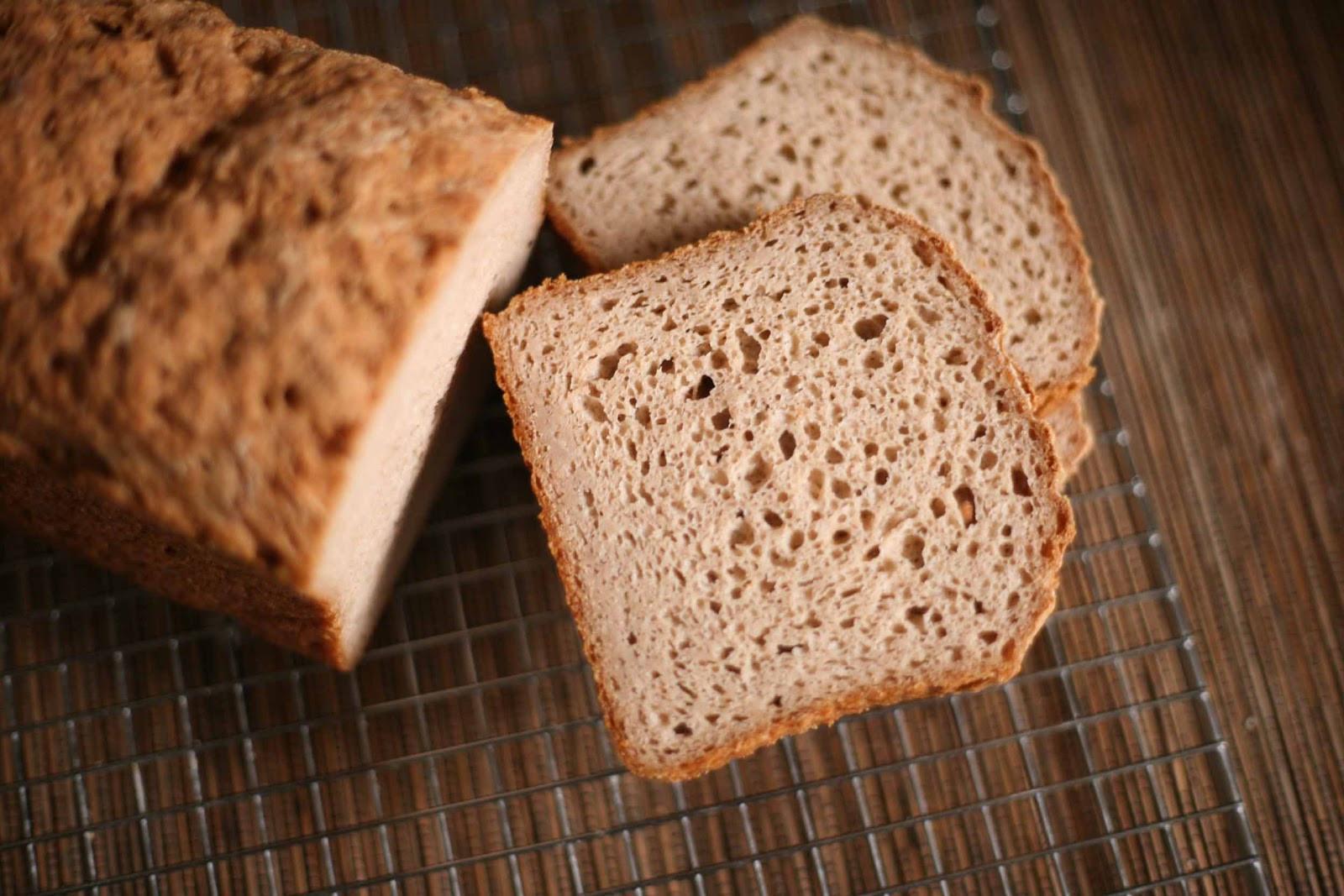 Gluten Free Bread Recipe  Gluten free Gourmand The Best Gluten free Sandwich Bread