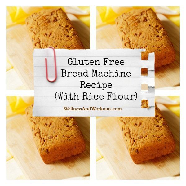 Gluten Free Bread Recipe Breadmaker  Gluten Free Bread Machine Recipe Brown Rice Bread