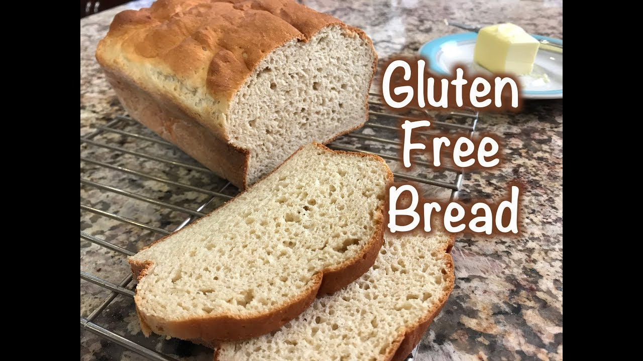 Gluten Free Bread Recipe Breadmaker  How To Make Homemade Gluten Free Bread Recipe