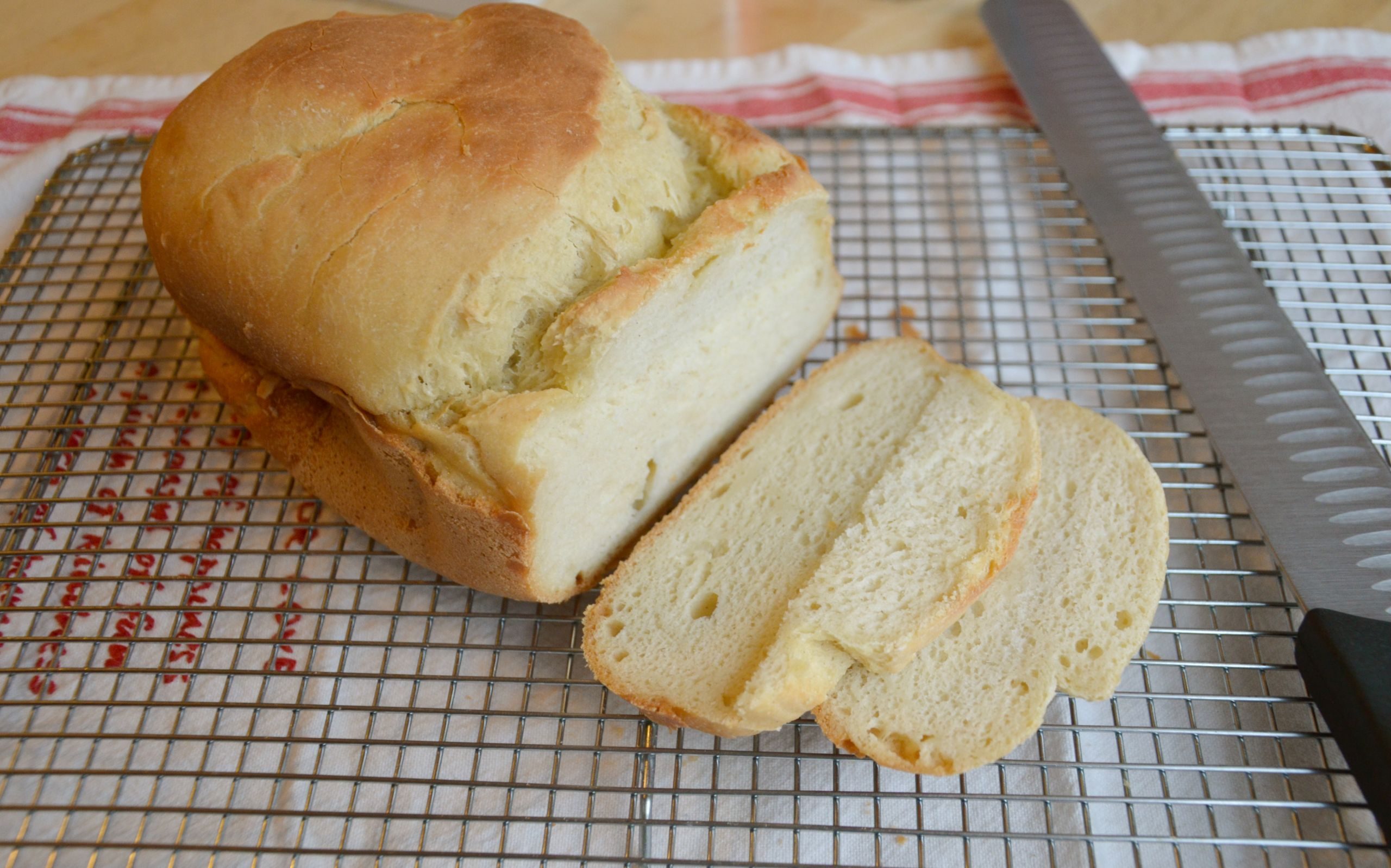 Gluten Free Bread Recipe Breadmaker  gluten free bread machine recipe