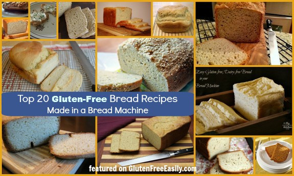 Gluten Free Bread Recipe Breadmaker  Best GF Bread Machine Recipes