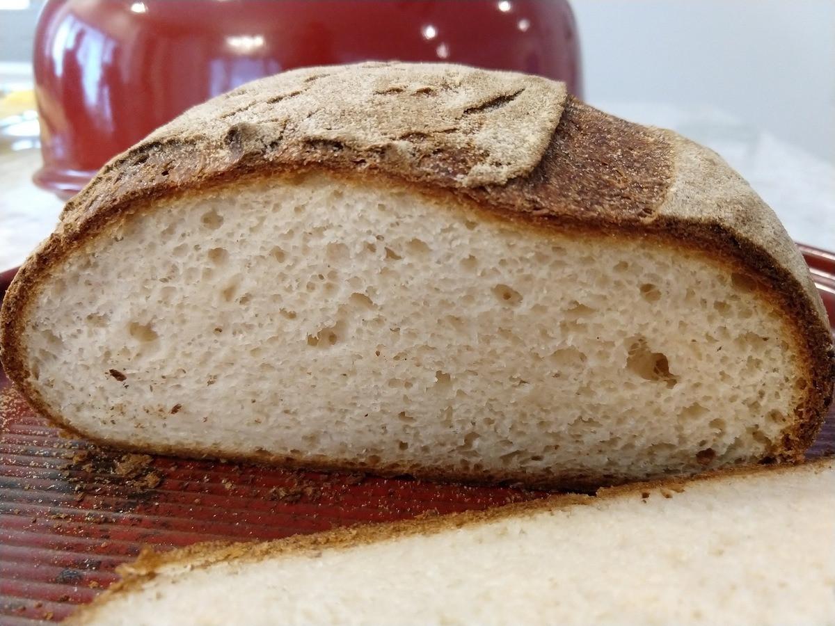 Gluten Free Bread Recipe  Artisan Style Gluten Free Bread