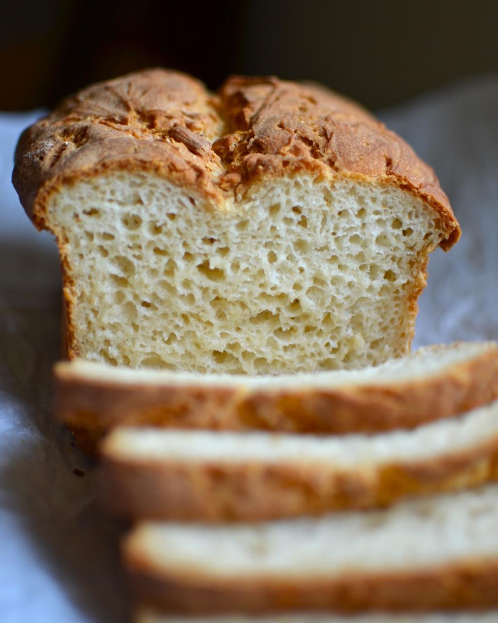 Gluten Free Bread Recipe  Yammie s Glutenfreedom The Best Gluten Free White Bread