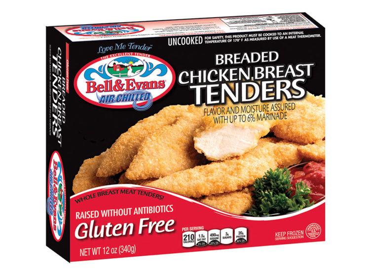 Gluten Free Breaded Chicken Tenders  Gluten Free Breaded Chicken Tenders Bell & Evans