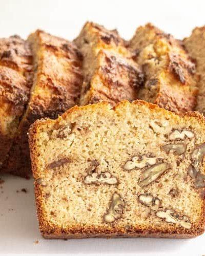 Gluten Free Keto Banana Bread  Low Carb Sugar Free Gluten Free & Keto Recipes Joy