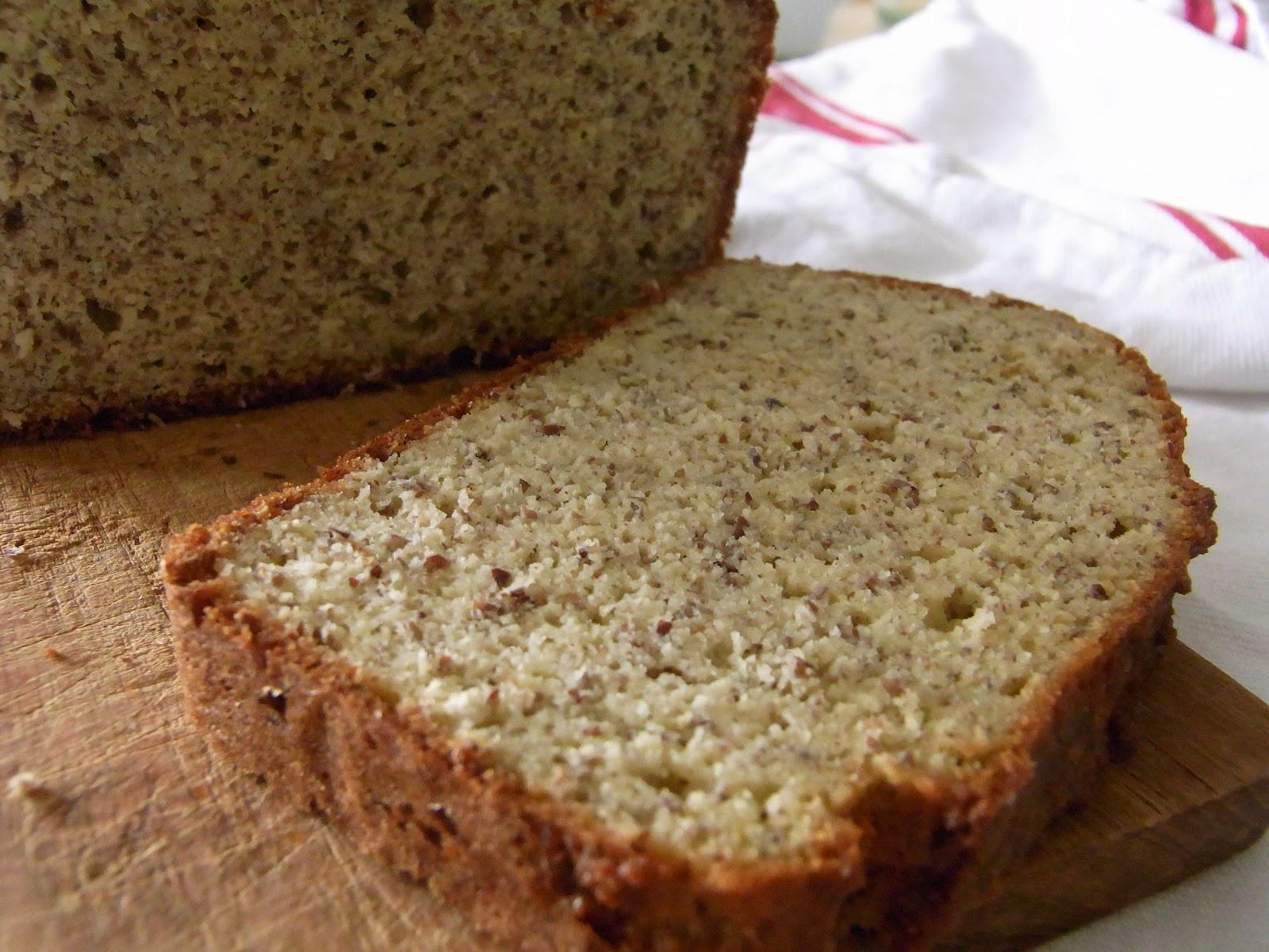 Grain Free Bread Recipe Almond Meal  Super Easy Herb Almond Bread Functional Medicine