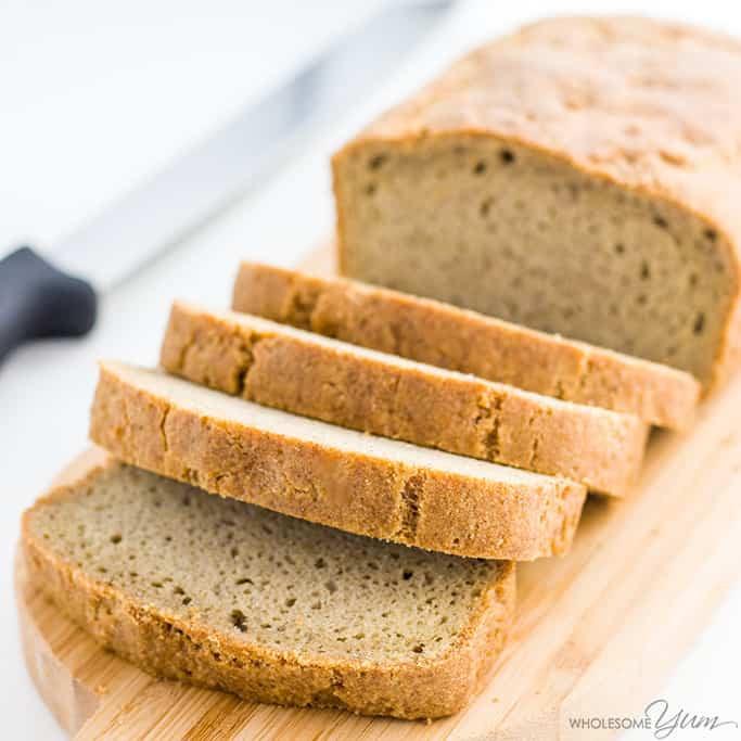 Grain Free Bread Recipe Almond Meal  Easy Low Carb Bread Recipe Almond Flour Bread Paleo