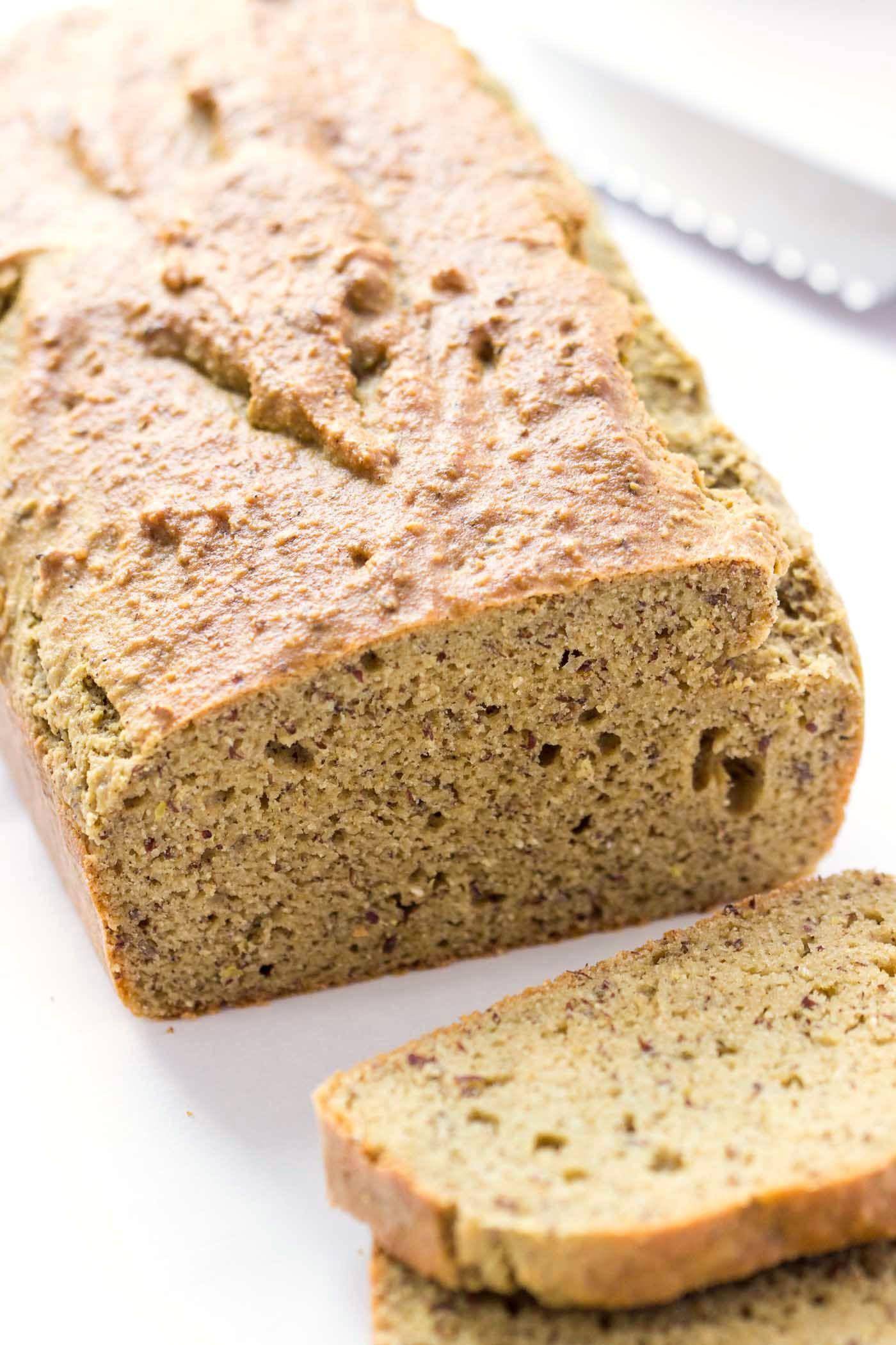 Grain Free Bread Recipe Almond Meal  Quinoa Almond Flour Bread Recipe