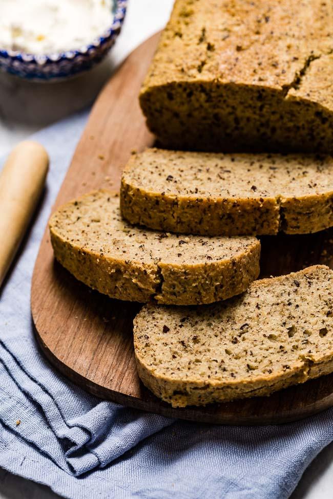 Grain Free Bread Recipe Almond Meal  Almond Flour Bread Recipe in 2020