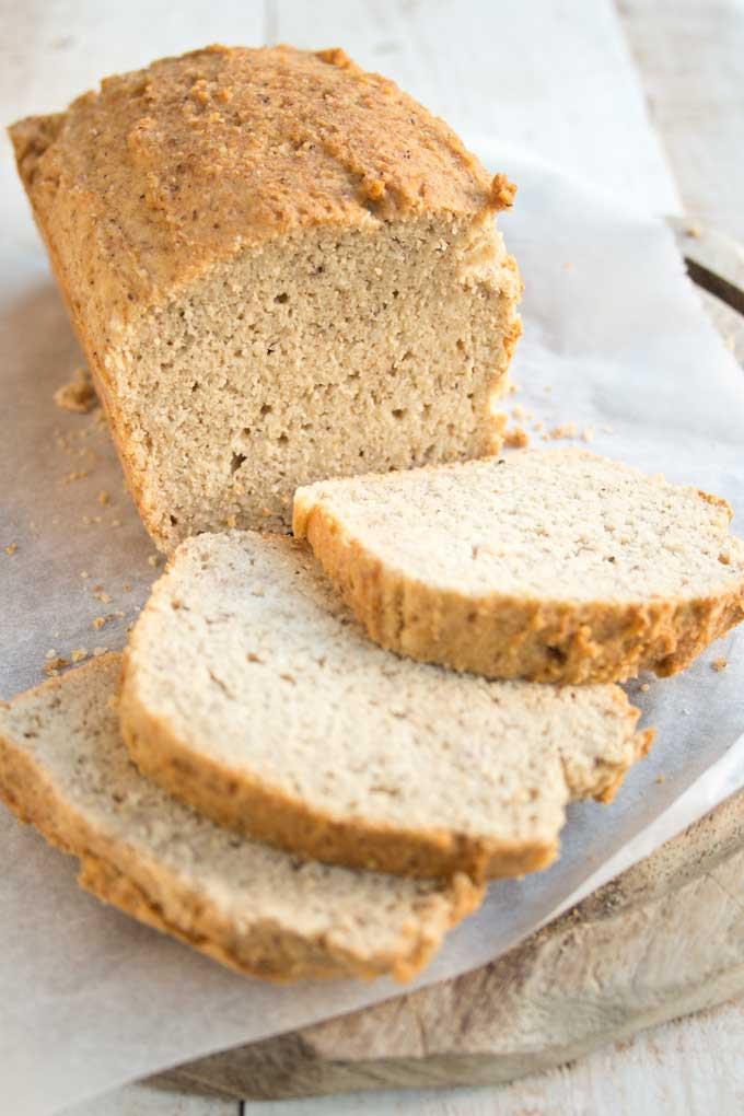 Grain Free Bread Recipe Almond Meal  Almond Flour Keto Bread Recipe – Sugar Free Londoner