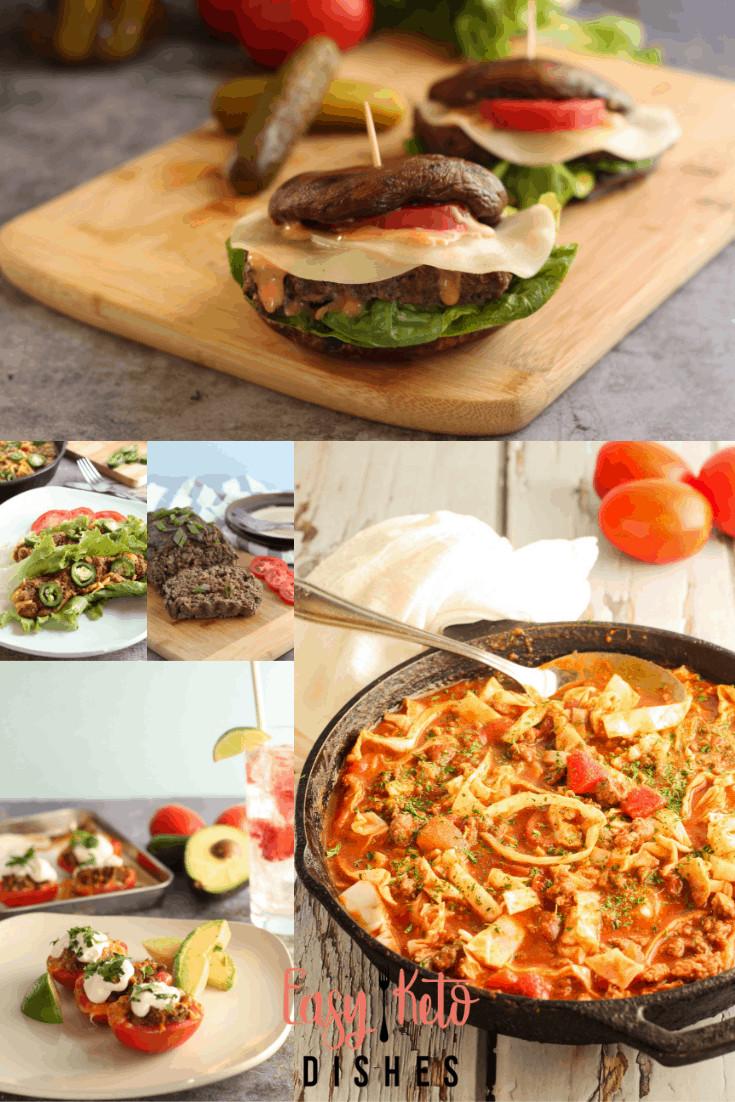 Hamburger Keto Recipes Beef  Keto Ground Beef Recipes Make Hamburger Great Again