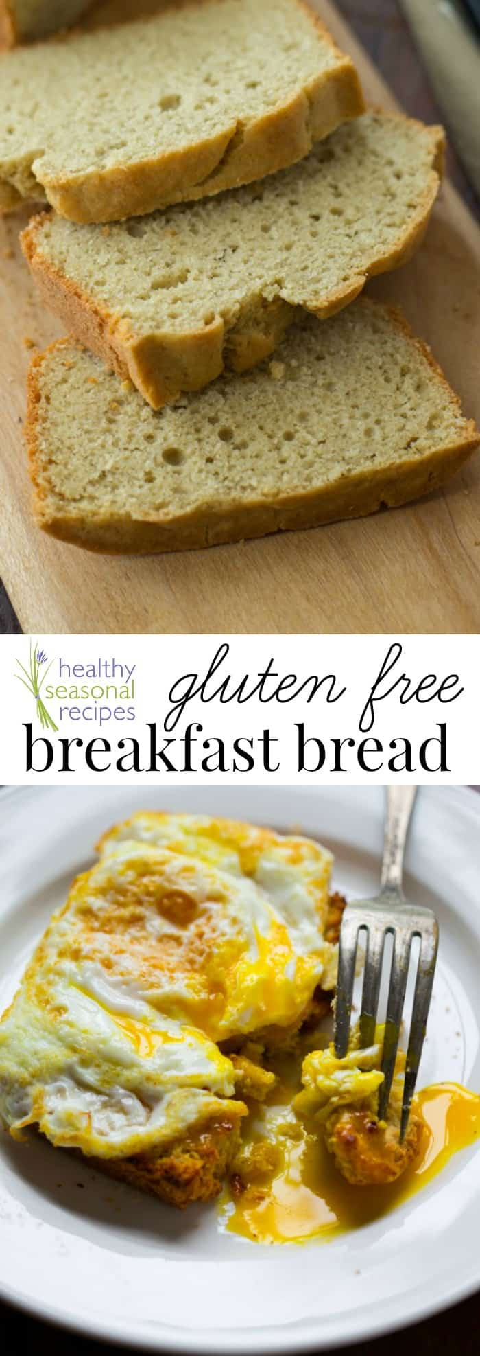 Healthy Gluten Free Bread  gluten free breakfast bread Healthy Seasonal Recipes