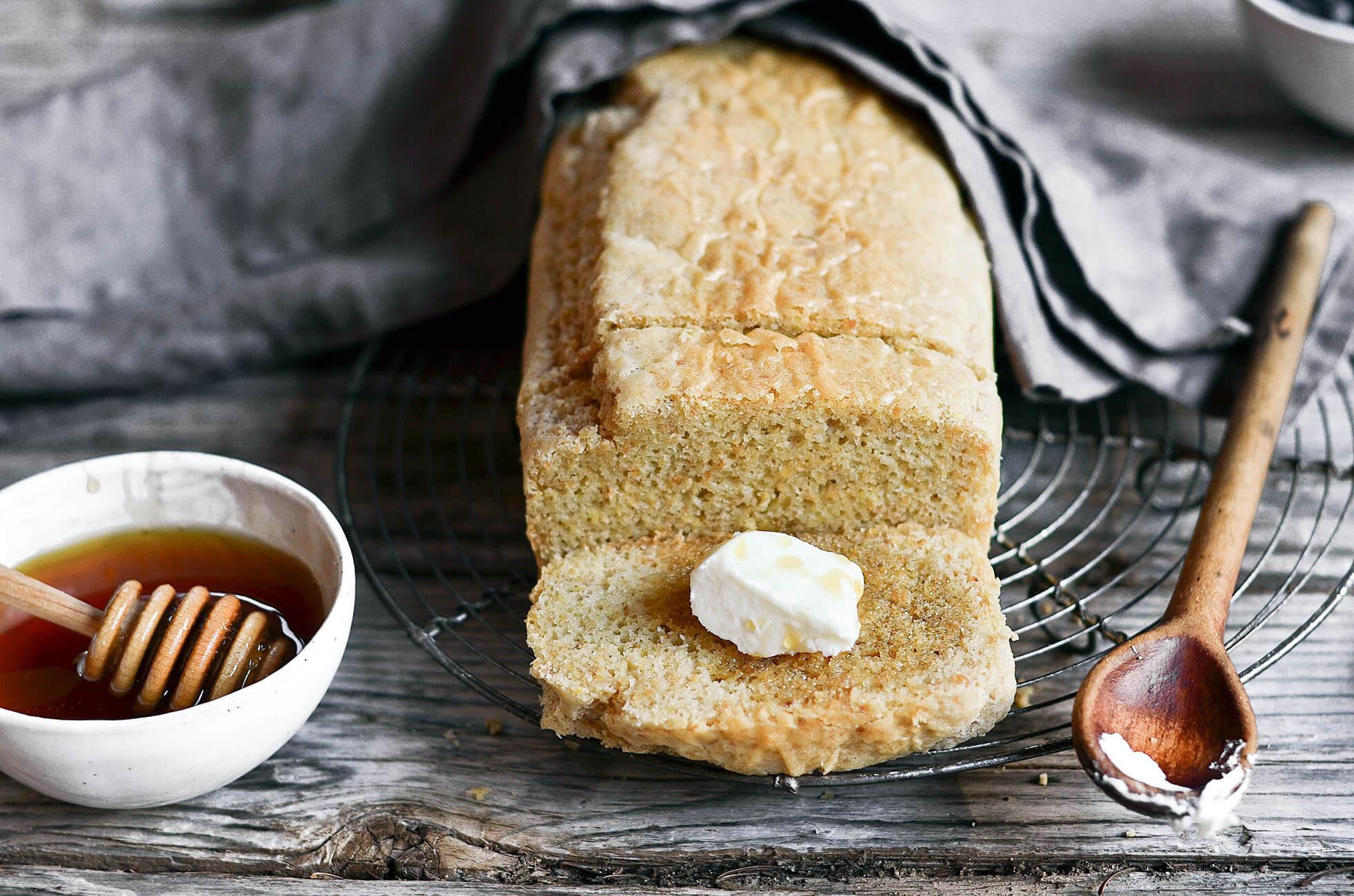 Healthy Gluten Free Bread  Healthy 5 Minute Gluten Free Paleo Bread Paleo Gluten