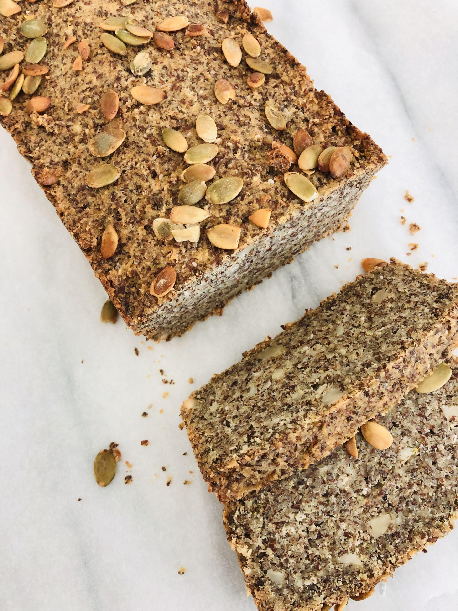 Healthy Gluten Free Bread  Healthy Gluten Free Bread Recipe Adriana Fonseca
