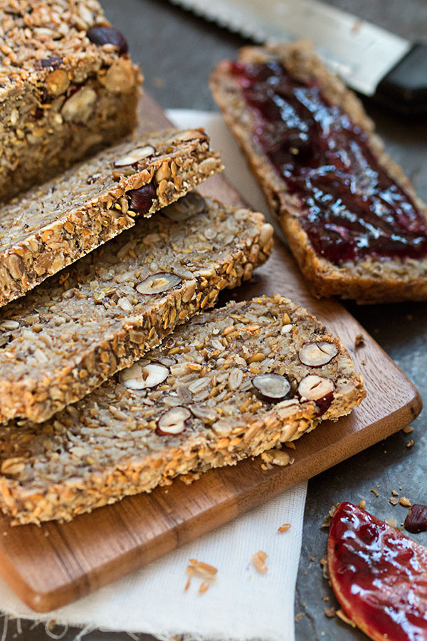 Healthy Gluten Free Bread  Best Gluten Free Bread Recipe The Healthy Tart