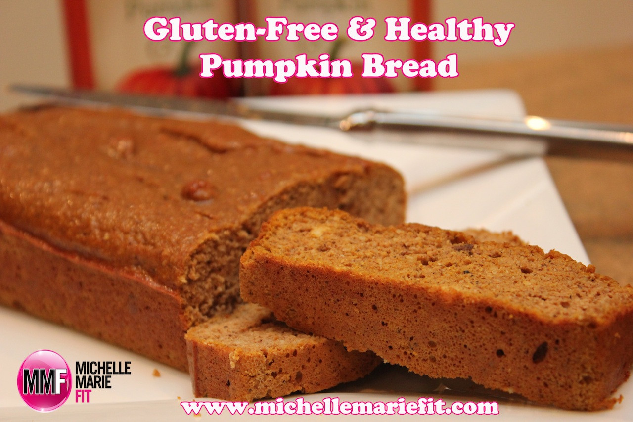 Healthy Gluten Free Bread  Gluten Free Healthy Pumpkin Bread